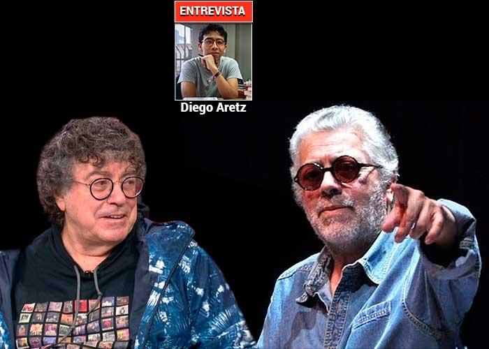 Piero recuerda a su amigo Facundo Cabral