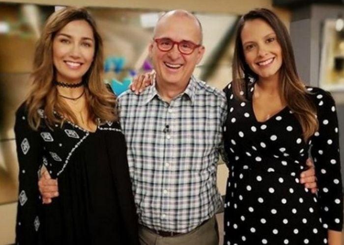 El regreso de Jota Mario: se le manifiesta a Laura Acuña y Adriana Betancur