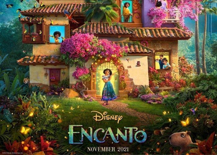 """5 datos de """"Encanto"""", la película de Disney inspirada en Colombia"""