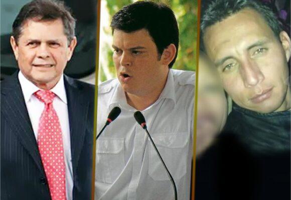 El regreso de tres peces gordos a Colombia