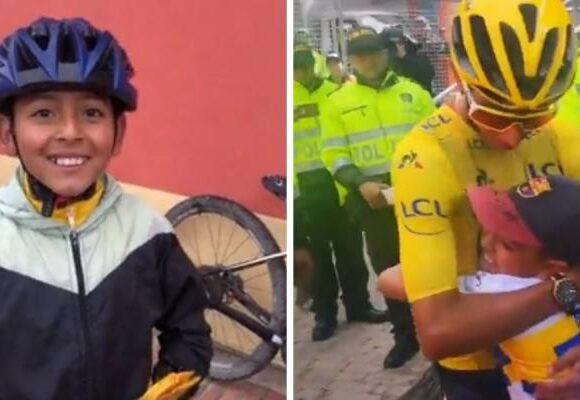 El conductor de la mula intimidó al niño Julián Esteban Gómez antes de atropellarlo