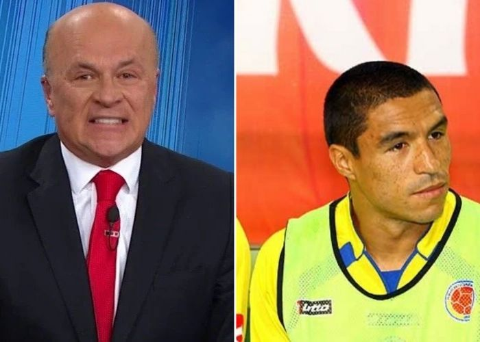 ¿Con qué autoridad Carlos Antonio Vélez critica a Iván Ramiro Córdoba?