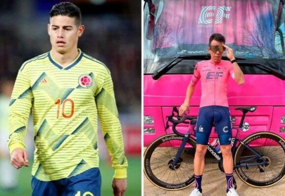 ¿Por qué a los ciclistas no les dan el palo que si le dan a James?