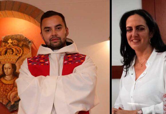 El cura que paró a María Fernanda Cabal