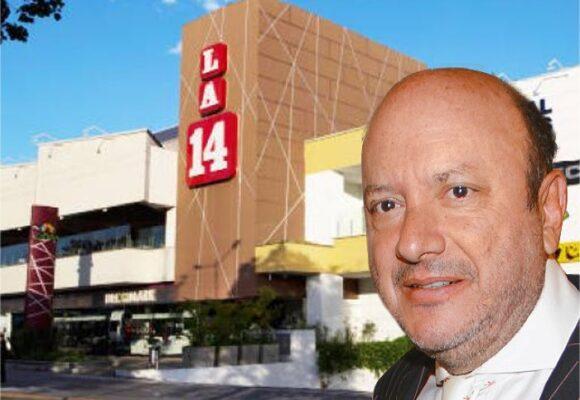 Julio Sánchez Cristo tampoco soportó el triste final de supermercados La 14