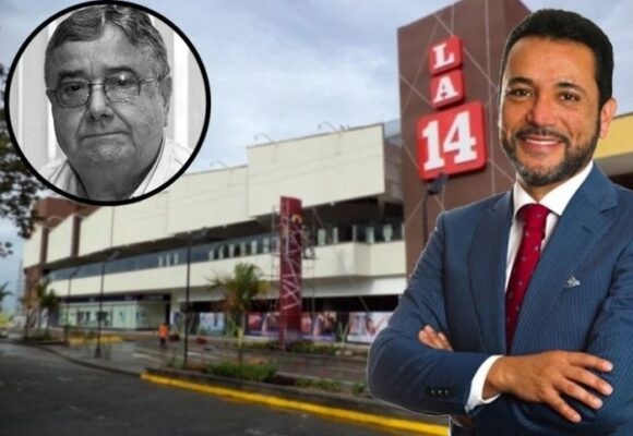La nostálgica despedida de los Cardona a sus supermercados La 14