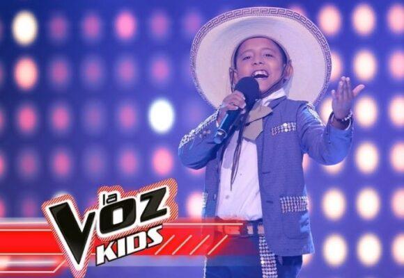 El niño venezolano que cantaba en las calles, el favorito de los colombianos en La Voz Kids