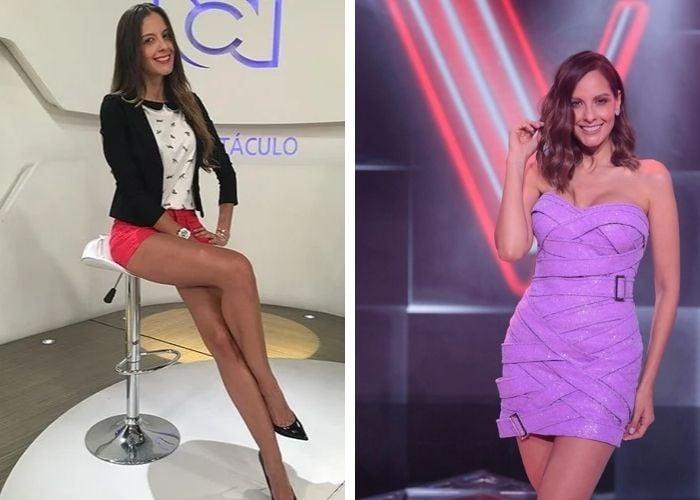 Las groserías que hicieron de Laura Acuña la presentadora más odiada de la televisión