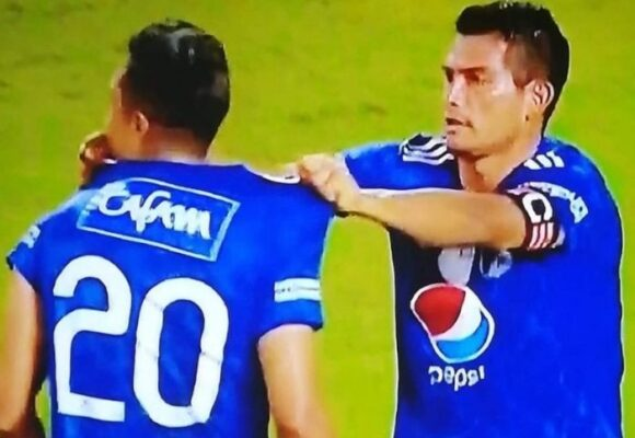 La venganza de Macalister Silva a los hinchas de Nacional