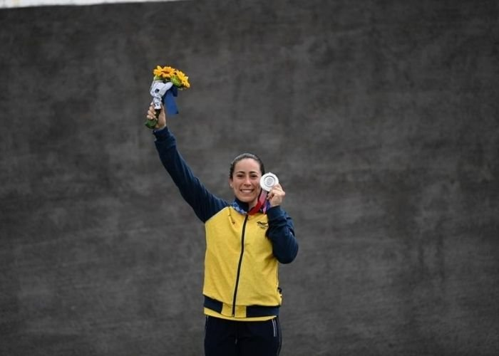 La terrible lesión que casi acaba con la carrera de Mariana Pajón