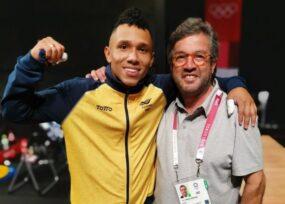 Luis Alberto Moreno terminó en Tokio entre los mandamases del deporte mundial