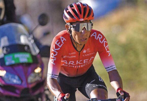 La desilusión con Nairo: pasó de pelear el Tour a intentar ganar la camiseta de Montaña