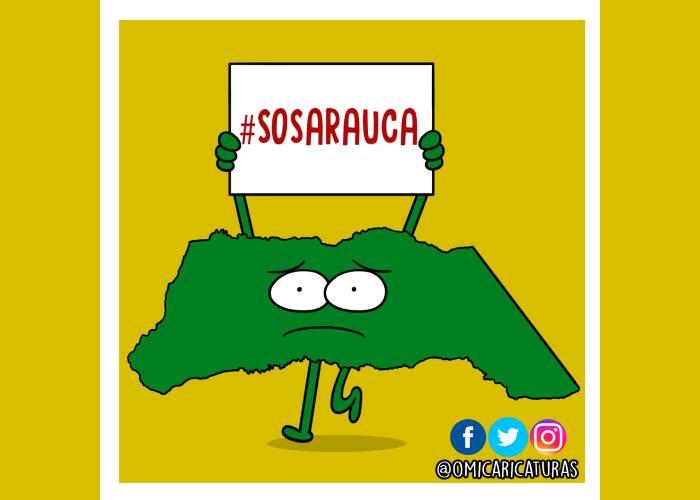 Caricatura: SOS Arauca