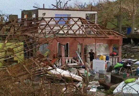 Con drones monitorean si se está cumpliendo la reconstrucción de Providencia