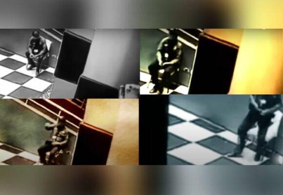 Paranormal: habló con un muerto y quedó captado en video