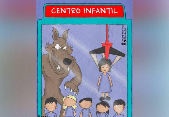 Caricatura: Centro infantil