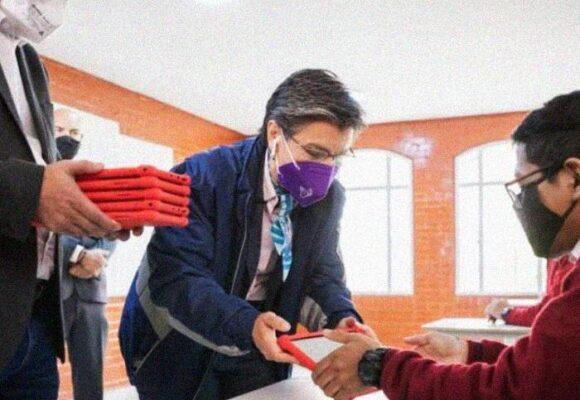 ¿Qué pasó con las tablets que la Alcaldía de Bogotá le prometió a los estudiantes de colegios públicos?