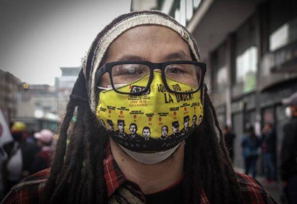 Una campaña que pide justicia en Colombia