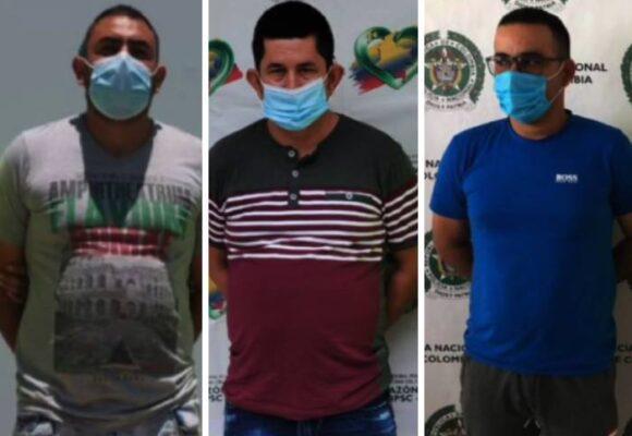 Reafirman la extradición de integrantes del ELN a Estados Unidos