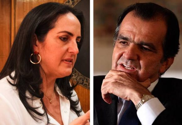La superioridad de María Fernanda Cabal sobre Iván Zuluaga