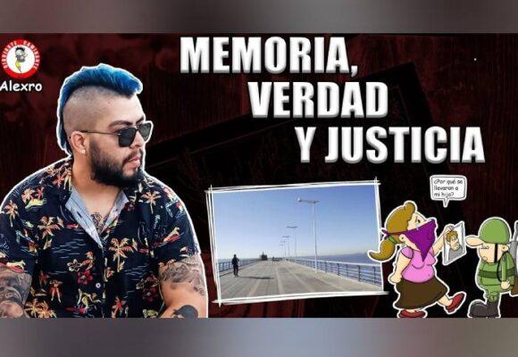 VIDEO: Memoria, verdad y justicia desde el Parque de la Memoria de Buenos Aires