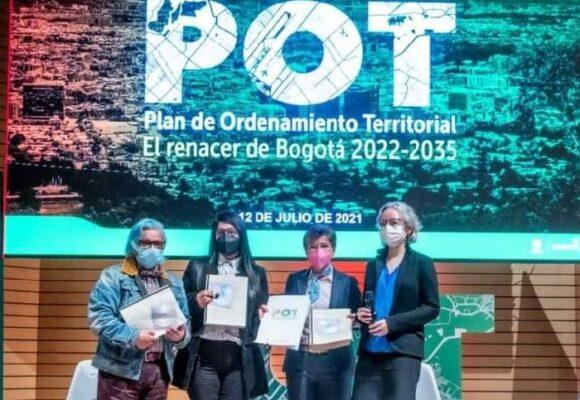 Maratón por el ordenamiento territorial en Bogotá