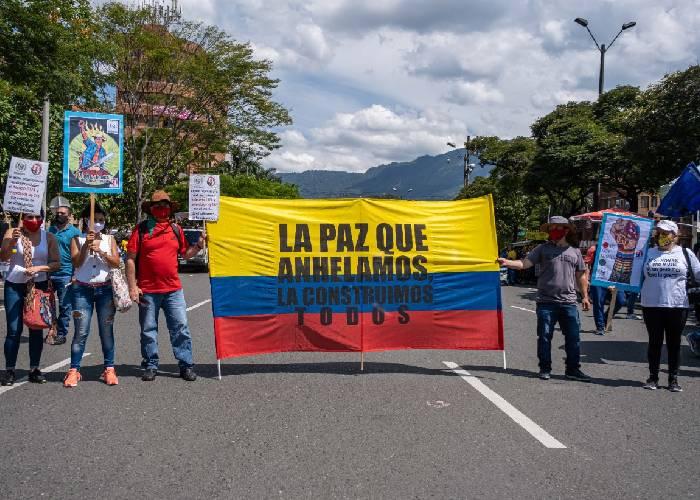 Medellín marchó el 20 de julio