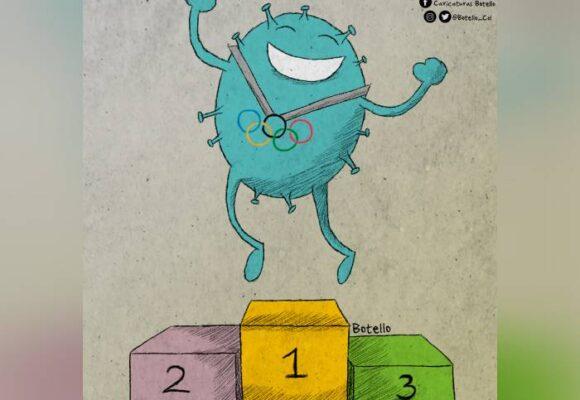 Caricaturas: Juegos Olímpicos