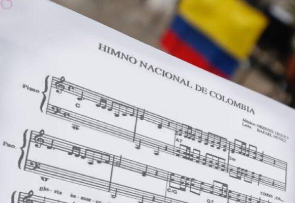 El debate que abrió la Orquesta Filarmónica de Bogotá sobre el Himno Nacional