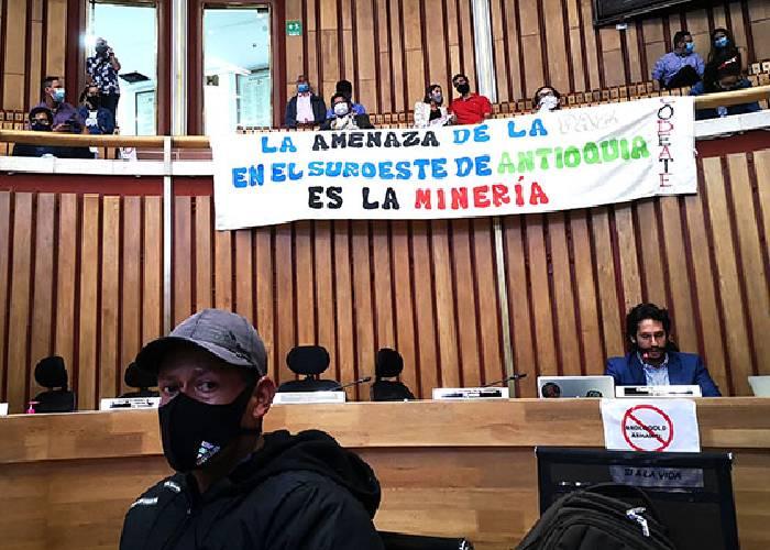 La vergüenza de Antioquia es su Asamblea Departamental