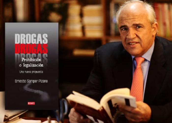Cuando Ernesto Samper Pizano propuso la legalización de la marihuana