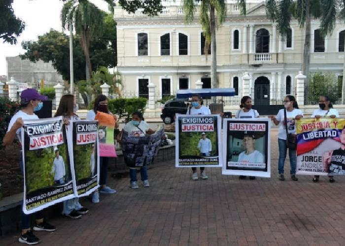 Madres de Tuluá exigen la libertad de sus hijos
