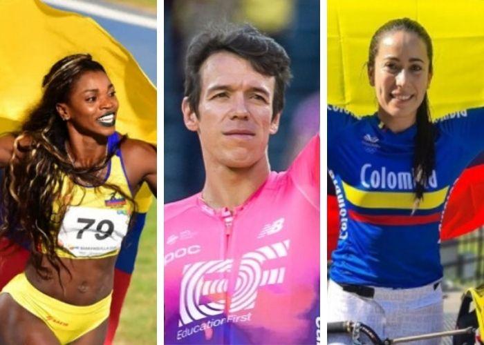 La millonada que ganarían los deportistas colombianos en los Juegos Olímpicos