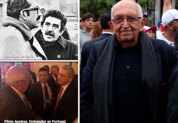 Plinio Apuleyo Mendoza y sus Postales de vida