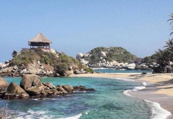 Tragedia en el Tayrona: muere turista ahogado