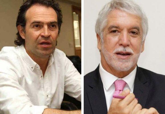 La mano de Peñalosa y Federico Gutiérrez en la reforma a la policía