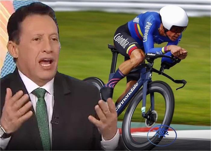 Con razón los aborrecen: periodista de Win Sports menosprecia a Rigoberto Urán