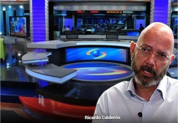 Ricardo Calderón, la joya de la corona de Noticias Caracol