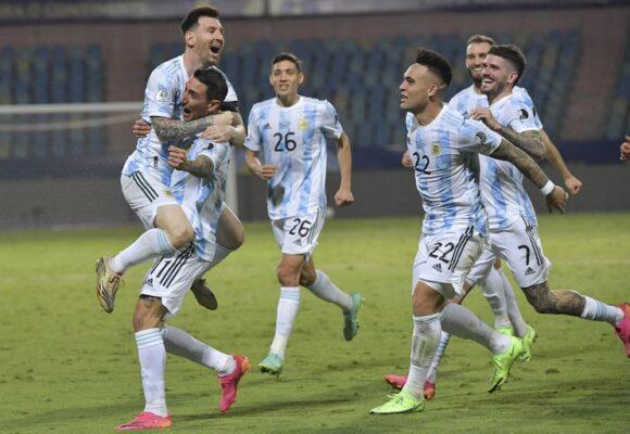 Creen que ganarán caminando: Colombia le va a callar la boca a los argentinos