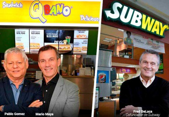 Sandwich Qbano y los dos colombianos que le ganaron a Subway en Colombia