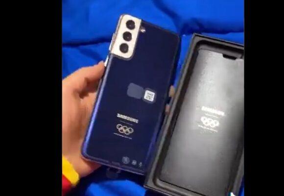 El espectacular regalo de Samsung a los atletas que compiten en las Olimpiadas