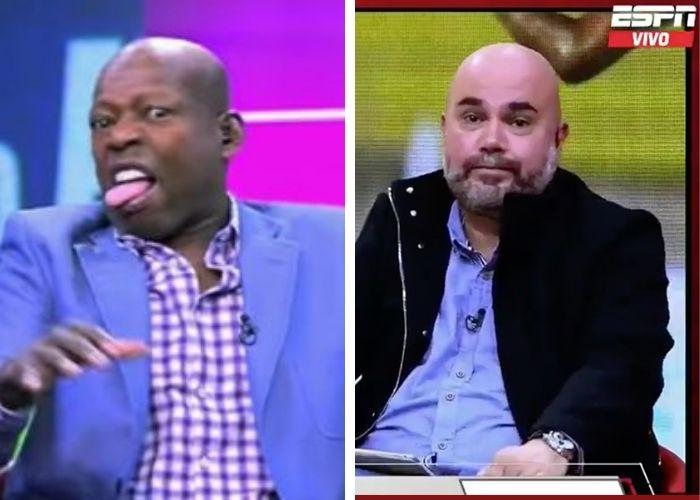 Para morirse de la risa: la imitación del Tino Asprilla a Marocco