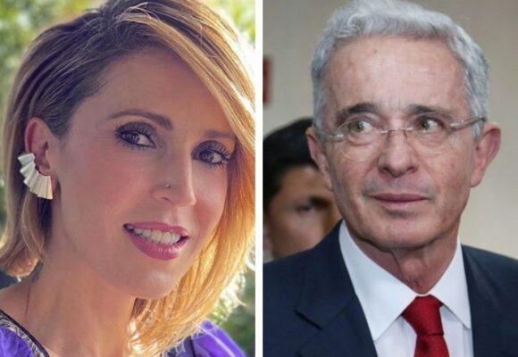 Cuando Alejandra Azcárate era la nuera favorita de Uribe