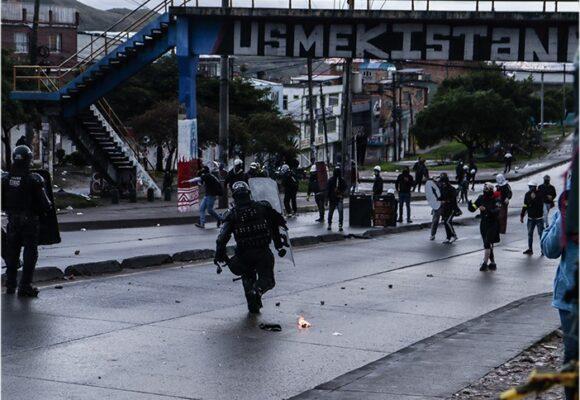 Estos son los más buscados por presuntos actos vandálicos en el paro en Bogotá