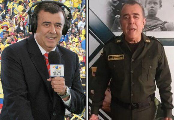 Javier Hernández Bonnet, el capitán de la policía que manda en el Gol Caracol