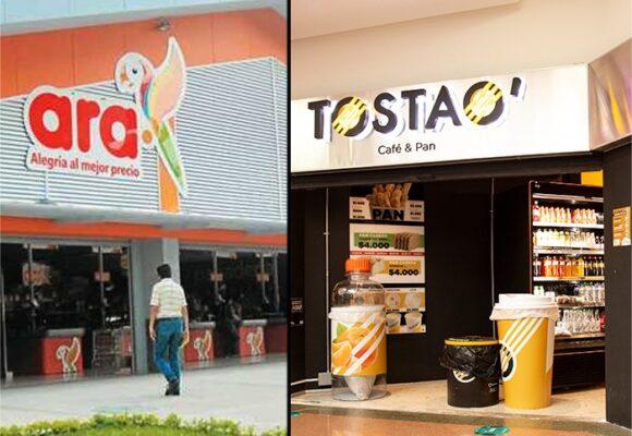 El dueño del Tiendas Ara además de Justo & Bueno le pone el ojo a Tostao'