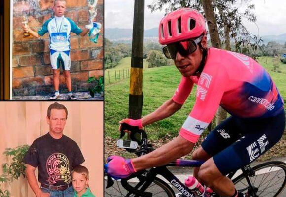 Las tragedias que Rigoberto Urán venció a punta de pedalazos