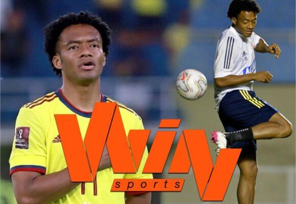 Ni una estrella como Cuadrado paga el canal premium de Win Sports