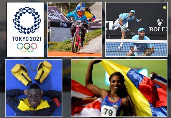Los deportistas colombianos que pueden tocar la gloria en los Juegos Olímpicos