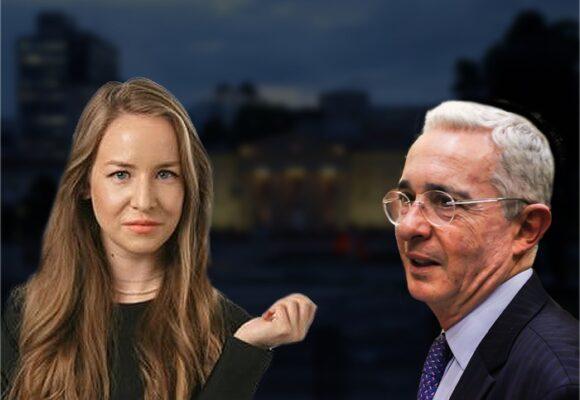 Reconocida periodista rusa está muy orgullosa porque Uribe la bloqueó de Twitter